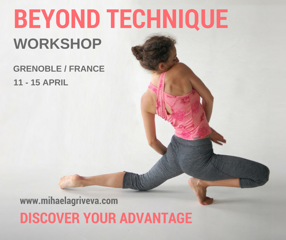 Beyond Technique Workshop France