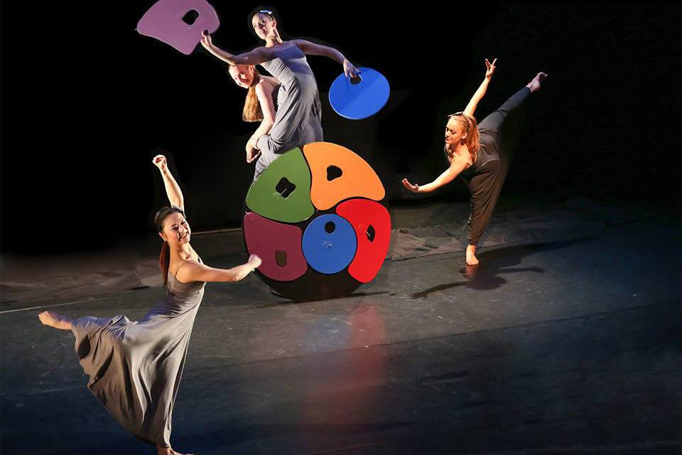 Audition Notice General Mischief Dance Theatre