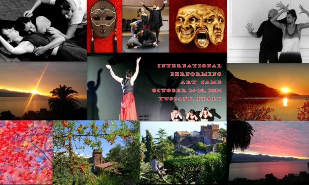 International Performing Arts Camp