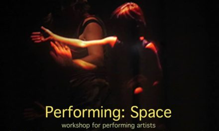 Performing: Space Workshop In Berlin