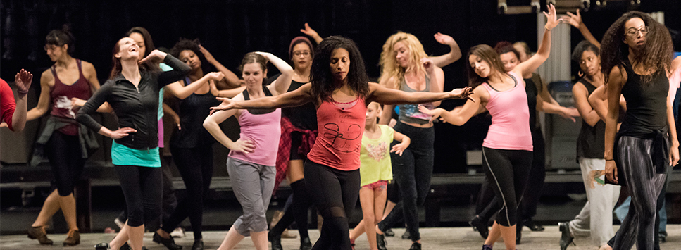 The CUNY Dance Initiative Residency Program
