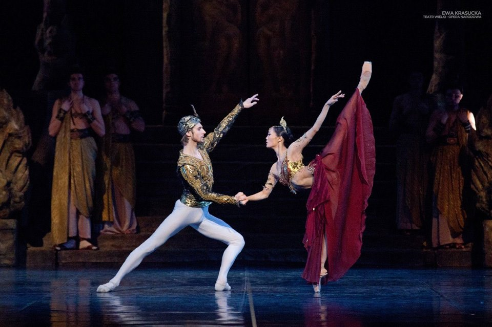 Audition Notice Polish National Ballet