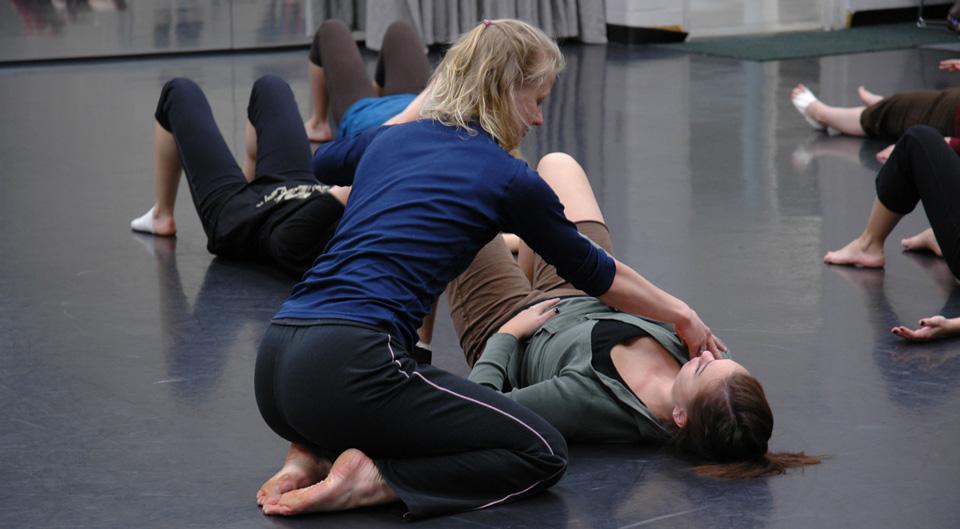 Assistant Professor Dance Science Vacancy