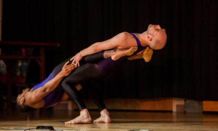 Free Inlet Dance Theatre Workshop For Men