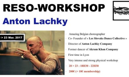 Reso-Workshop Anton Lachky
