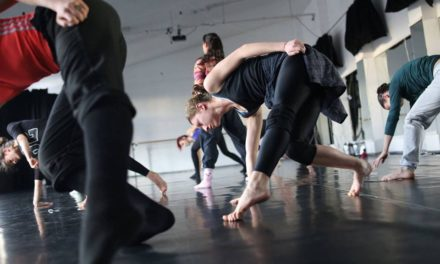 Dance PORT Derida Free Dance Program