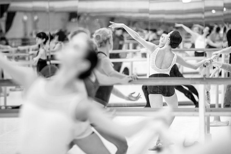 Audition Notice Ballett der Oper Graz