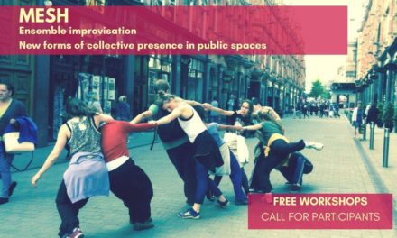 Mesh Ensemble Improvisation Free Workshops