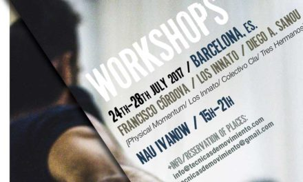 Tеcnicas de Movimiento Summer Workshops