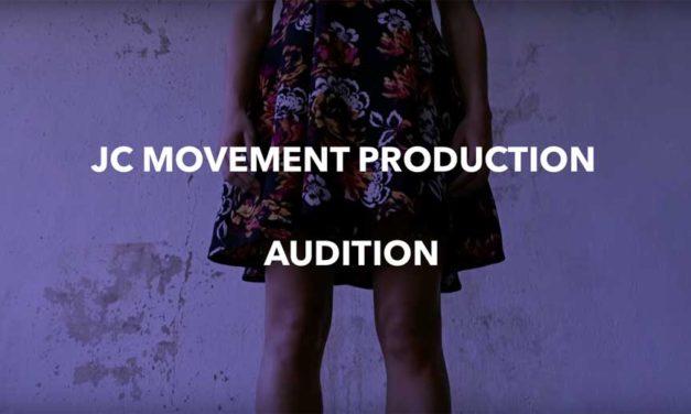 Audition Notice JC Movement Production