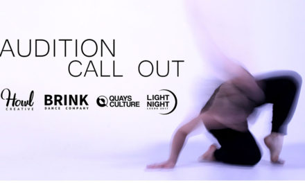 Audition Notice Howl Creative & Brink Dance Company