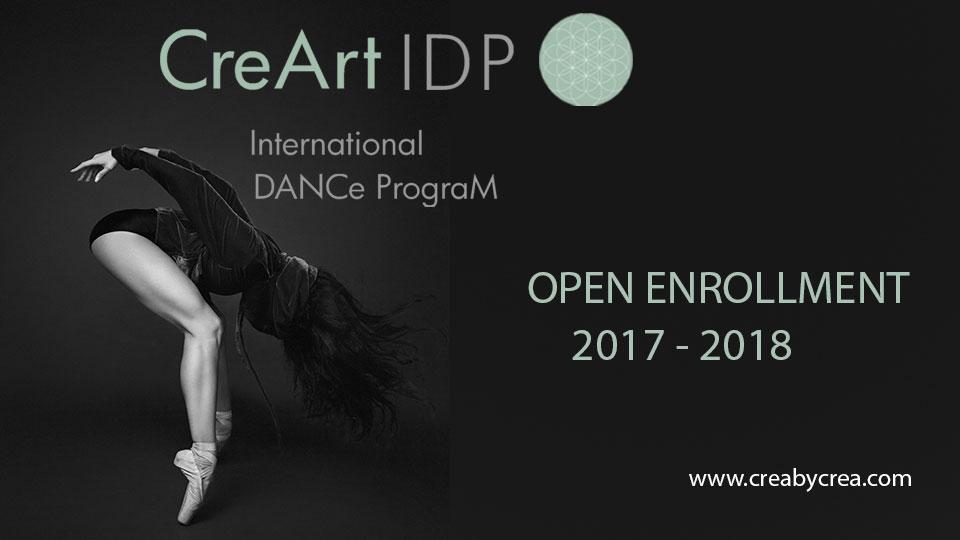 CreArt DANCe IDP International Dance Program