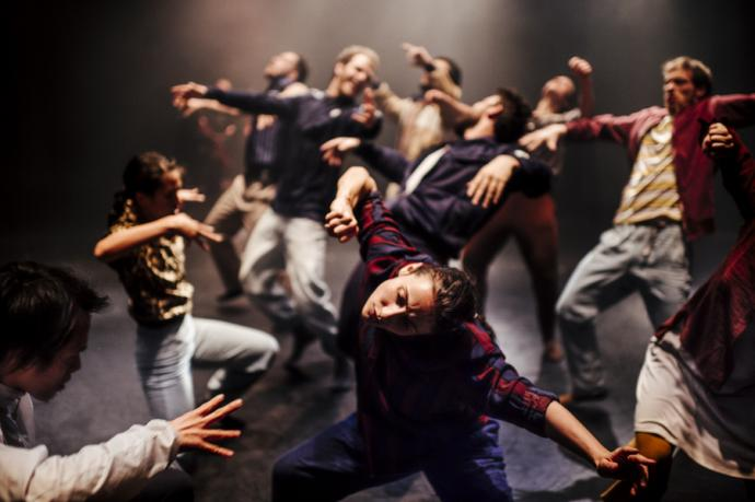 Hofesh Shechter Repertory Workshop