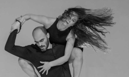 Free-Fall Partnering Workshop with Christina Mertzani & Evangelos Poulinos