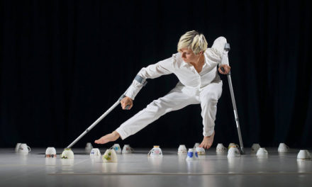 Open Call For Male Disabled Dancer