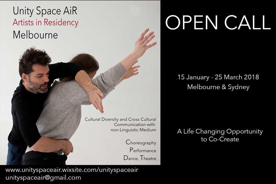 Unity Space AIR Melbourne