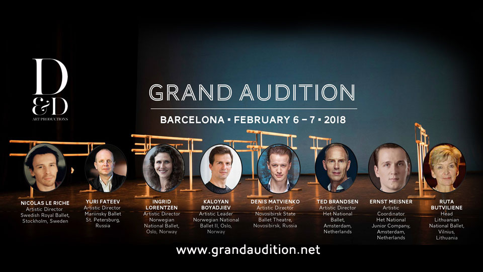 Grand Audition 2018