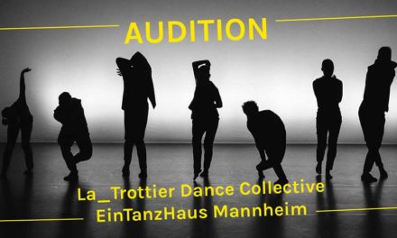 Audition Notice La_Trottier Dance Collective