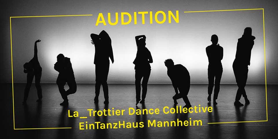 Audition Notice La_Trottier Dance Collective