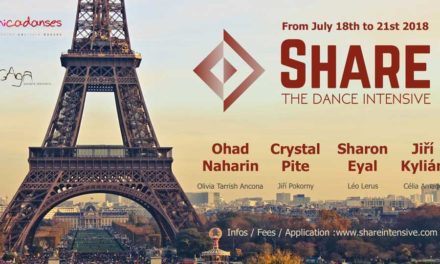 SHARE The Dance Intensive Paris