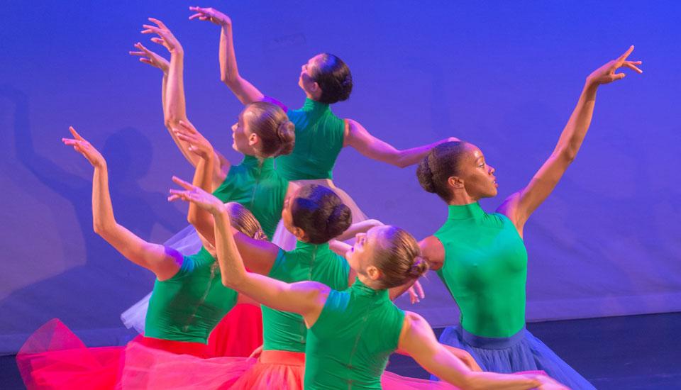 Audition Notice Ballet des Ameriques