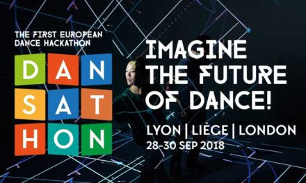 Apply For Dansathon – The First European Dance Hackathon