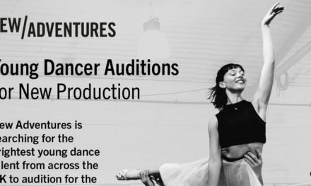Young Dancer Auditions For New Production