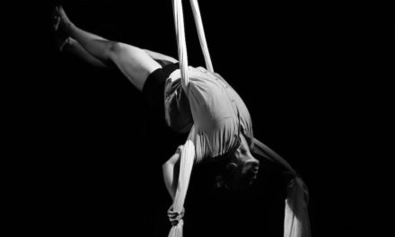 [openclass] takeover : Aerial Yoga with Joanna Puchala