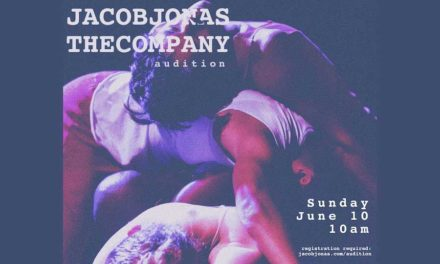 Audition Notice Jacob Jonas The Company