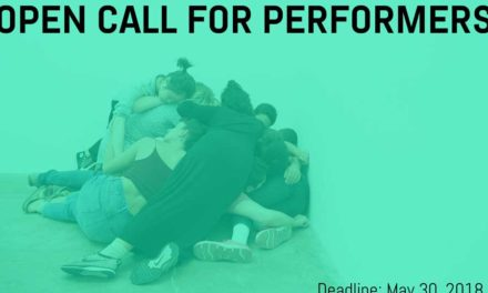 Performers Needed For Experimental Movement-Based Performance Art Piece