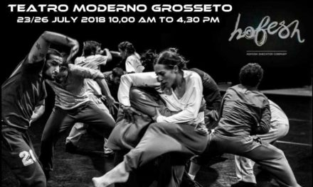 Workshop at A.C.S. La Scuola degli Artisti in Association with Hofesh Shechter Company