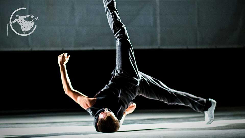 Anton Safonov Contemporary Dance / Brain-Motion Course