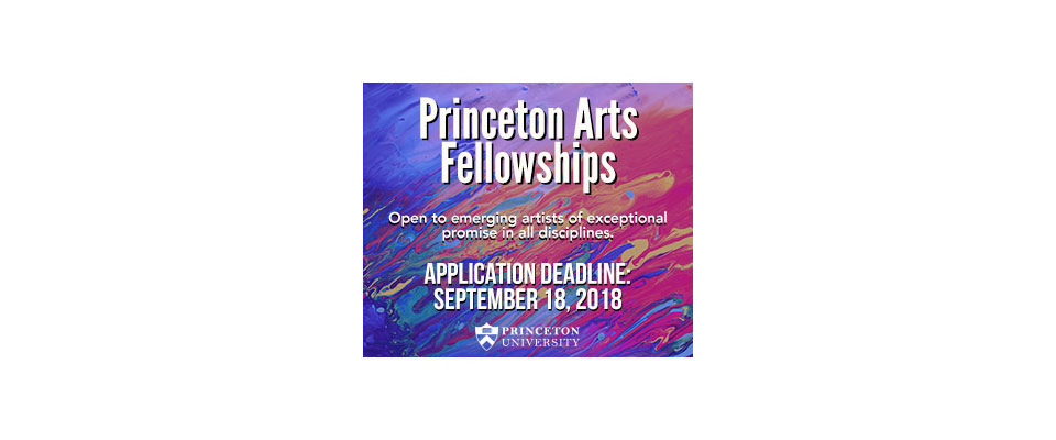 Lecturer and Princeton Arts Fellow