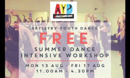 FREE Summer Dance Intensive in Islington