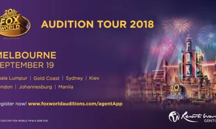 20th Century Fox World – Melbourne Auditions