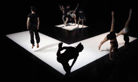 Alphabet Method Free Choreographic Workshop