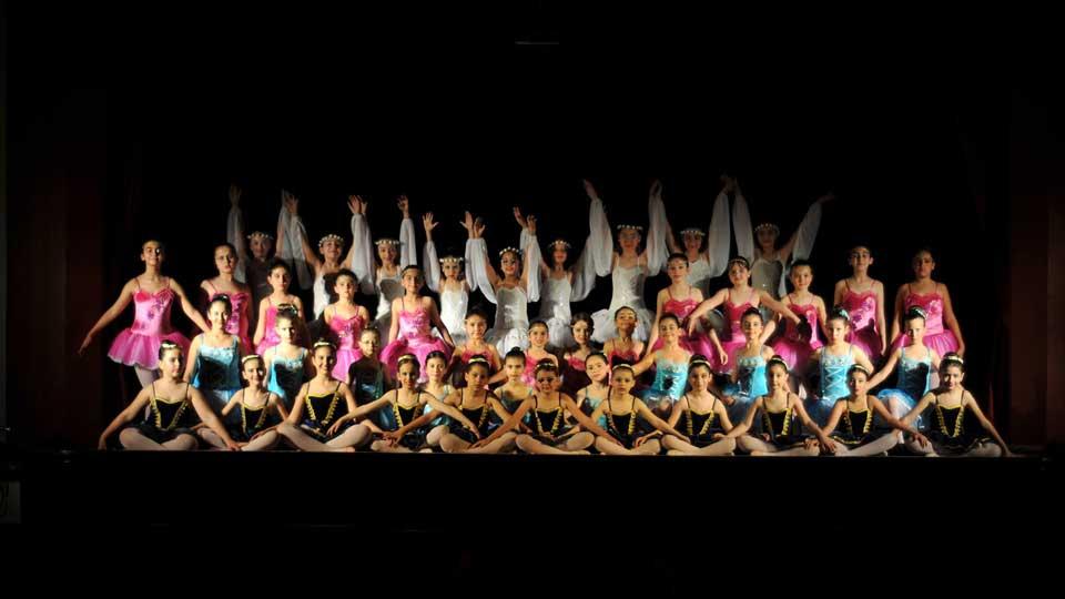 Full-Time Ballet Teacher Position