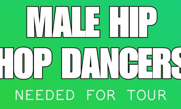 African American Female Dancers Needed