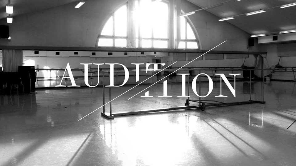 Audition Notice Bayerisches Staatsballett