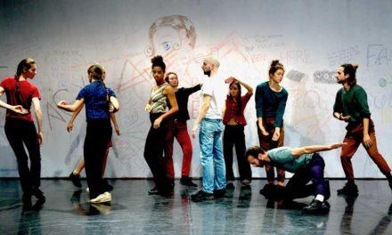 Workshop Audition Tanz Company Gervasi