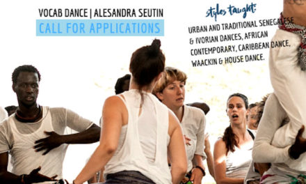 Dance Afrique Experimental Flow International Workshop