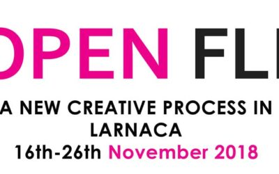 Open FLR Workshop and Creative Process at Larnaca Biennale