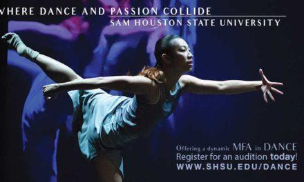 Sam Houston State University MFA in Dance