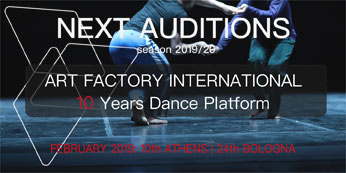Art Factory Audition