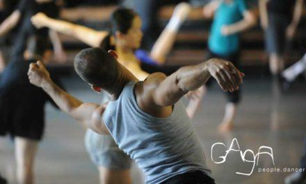 Gaga Dancers Weekend Madrid With Bosmat Nossan