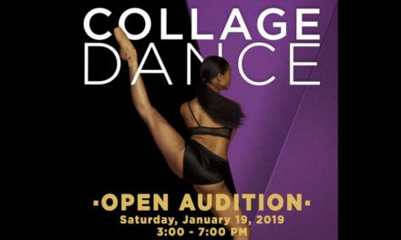 Audition Notice Collage Dance Collective