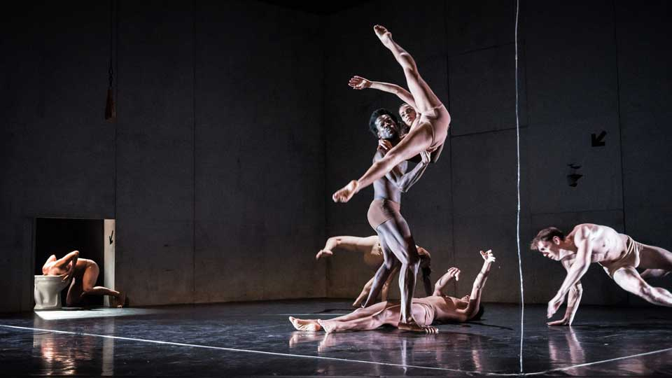 Audition Notice Dance Company Nanine Linning