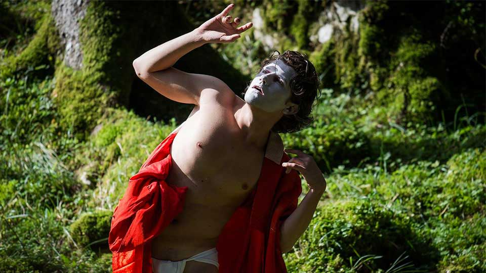 "Butoh Workshop Between Italian Hills: ""Dancing the Entanglement"""