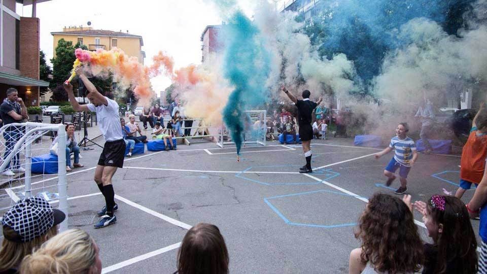 Call For Artists for #Trasparenze7 Urban Spaces