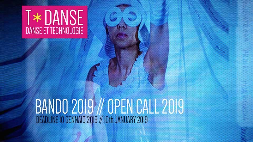 Open Call T*danse Festival 2019